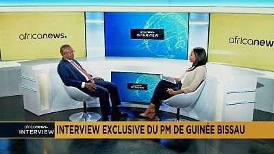 Interview avec le Premier ministre de la Guinée-Bissau