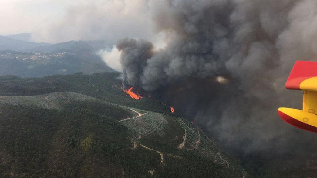 Portogallo: continuano le operazioni di soccorso