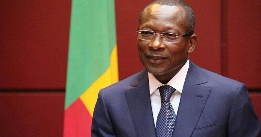 Image result for President Patrice Talon