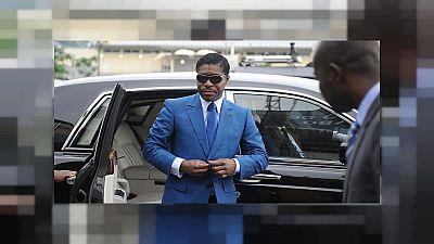 Guinée équatoriale : le parti au pouvoir soutient Teodorin Obiang dans les rues