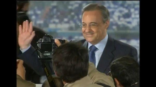 پرز: یک میلیارد یورو بدهید رونالدو را بگیرید