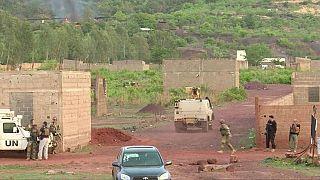 Mali: l'alliance jihadiste du Sahel liée à Al-Qaïda revendique l'attaque près de Bamako