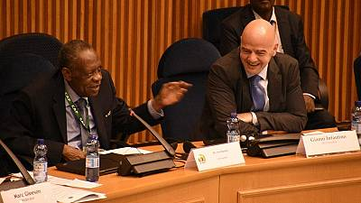Infantino faces investigation over CAF Election interference
