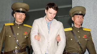 Otto Warmbier, the American released by North Korea, dies