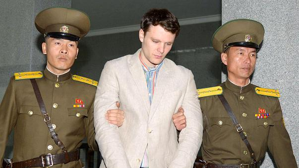 Morreu o estudante americano Otto Warmbier, preso na Coreia do Norte durante ano e meio e que regressou em coma há uma semana