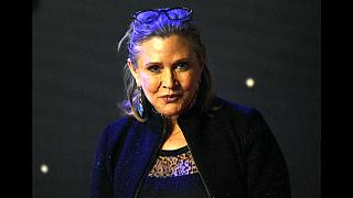 Tod von Carrie Fisher: Gerichtsmedizin findet Drogen