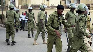 Tanzania police criticised for 'manhandling' disabled protesters