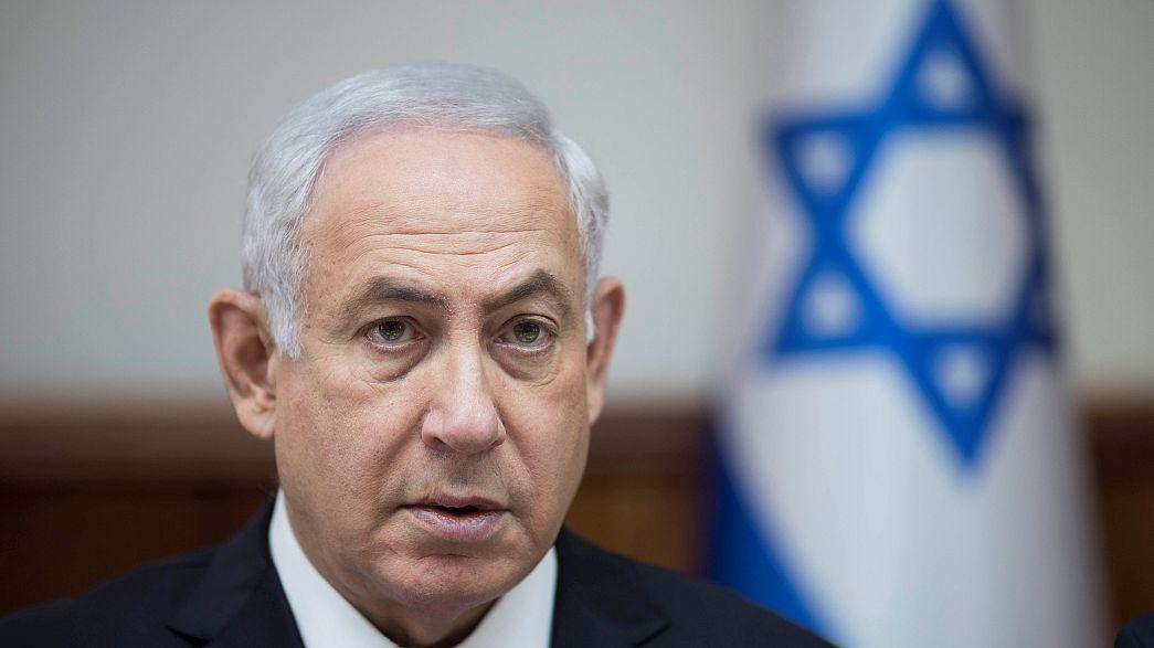 نتانياهو يحذر إيران بعد إطلاقها صواريخ على سوريا