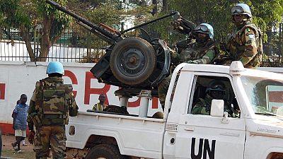 Centrafrique : l'ONU renvoie chez eux 629 Casques bleus congolais