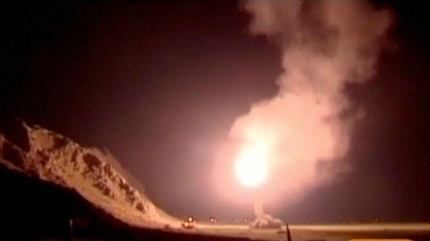 ایران از کشته شدن داماد رهبر داعش در حمله موشکی سپاه خبر می دهد