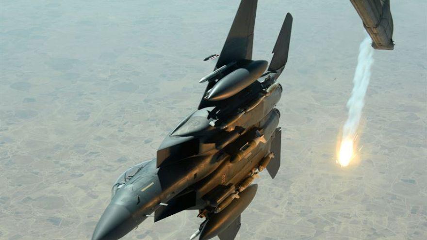 أنباء عن انقاذ قائد الطائرة السورية التي أسقطها التحالف الدولي