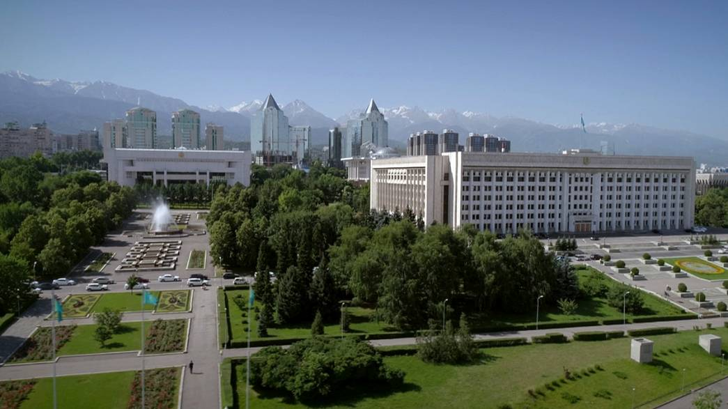"Almaty: Kazakhstan's first capital and the ""City of Gardens"""