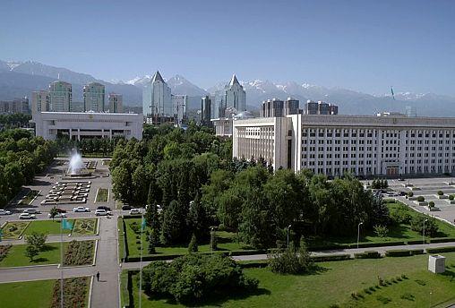 مدينة آلماتي عبق تاريخ آسيا الوسطى