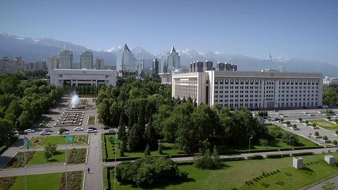 Uma incursão surpreendente por Almaty