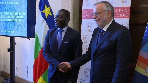 Accord de paix pour la Centrafrique