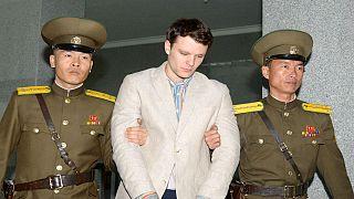 واکنشها به مرگ مرموز دانشجوی آمریکایی پس از آزادی از زندان کره شمالی