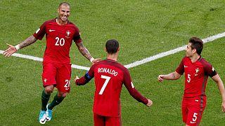 Portugal quer fazer história na Rússia