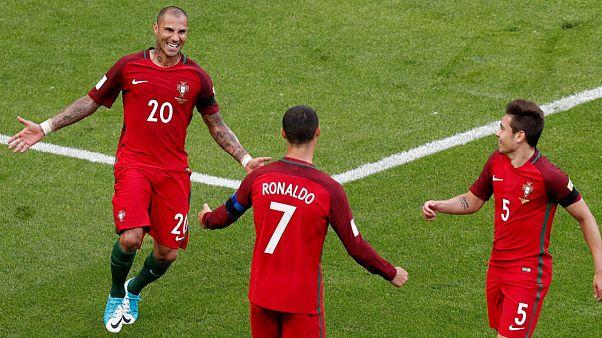 Кубок конфедераций: Россию и Португалию рассудит итальянец