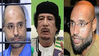 The Libyan 'successor' turned ex-prisoner: Saif al-Islam Gaddafi