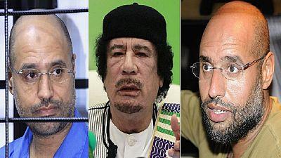 The Libyan 'successor' turned ex-prisoner: Saif al-Islam Gaddafi