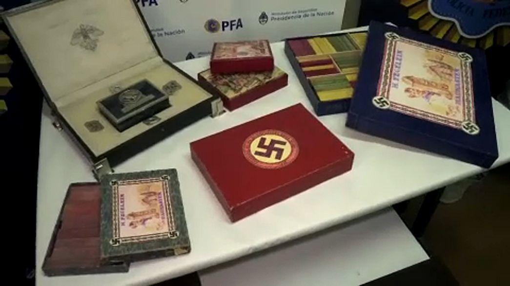Náci csecsebecsék titkos gyűjteménye