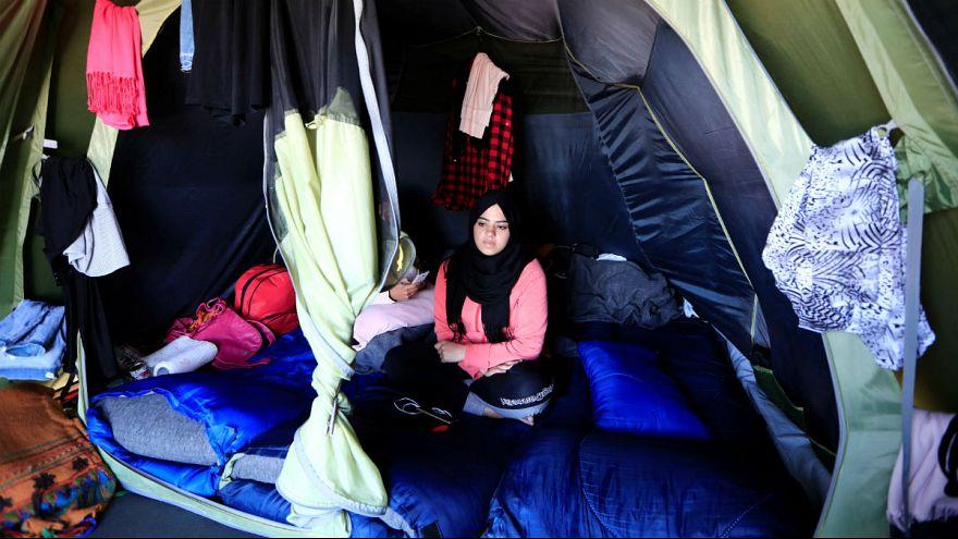 Révbeérés és kétségbeesés - ma van a Menekültek Világnapja