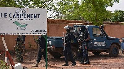 Mali resort attack: At least two dead after terrorists storm compound