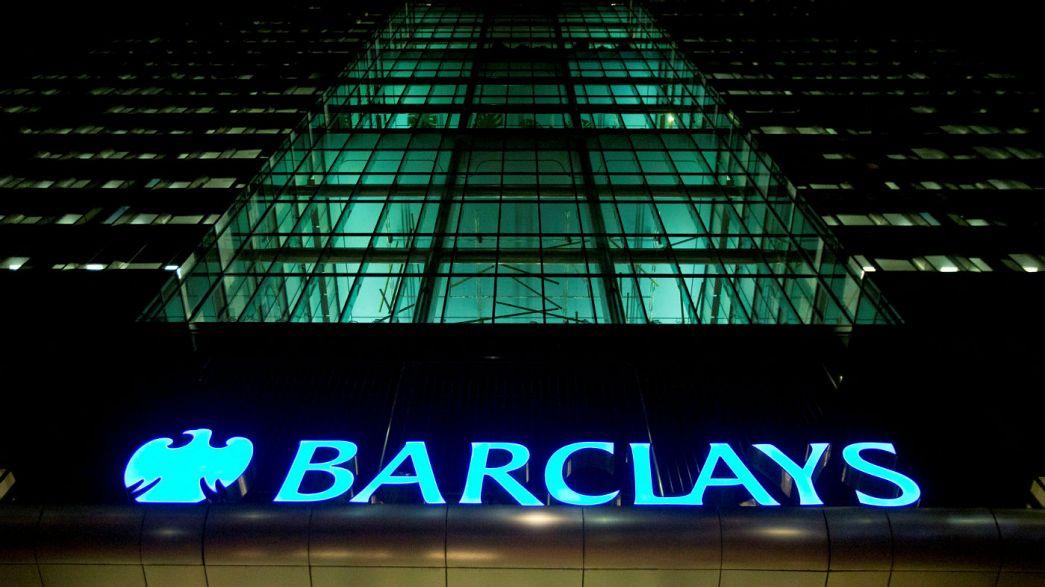 Barclays poursuivie pour fraude
