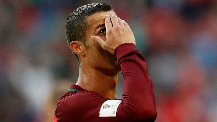 Yıldız futbolcu Cristiano Ronaldo 31 Temmuz'da ifade verecek