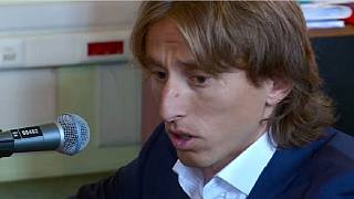 Football : Luka Modric visé par une enquête