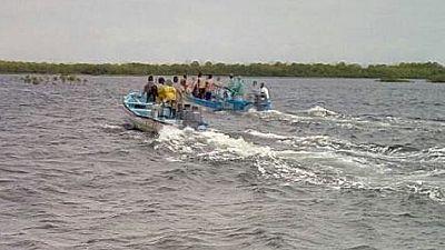 Au moins 8 morts dans un naufrage au large du Kenya