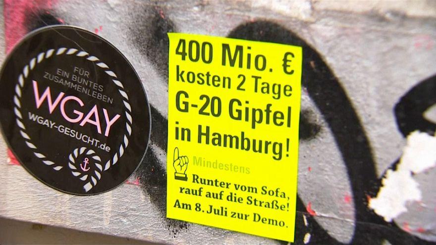 G20-Gipfel: Hamburg rüstet sich