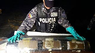 Operación antidroga entre España e Italia