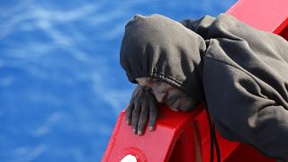 Rescuing migrants from the Mediterranean