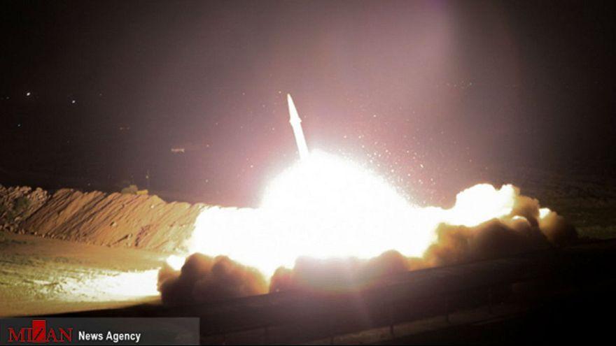 انتشار نام برخی کشتههای حمله موشکی ایران به دیرالزور
