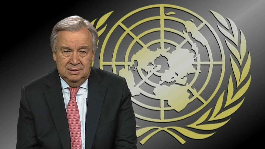 Dia dos refugiados: Os apelos de Guterres e Ronaldo