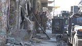 L'EI encerclé dans la vieille ville de Mossoul