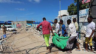 Au moins dix personnes tuées dans un attentat à Mogadiscio
