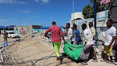 At least 10 killed in Mogadishu car bomb