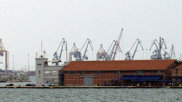 Hafen Thessaloniki privatisiert