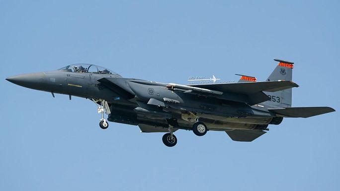 ABD, Suriye'de İran yapımı insansız hava aracını düşürdü