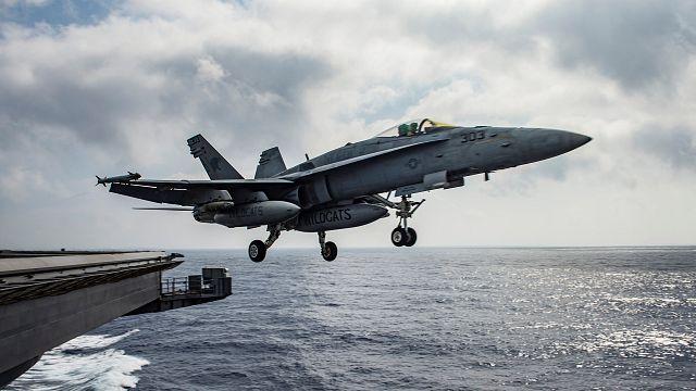 Небо над Сирией: ситуация накаляется