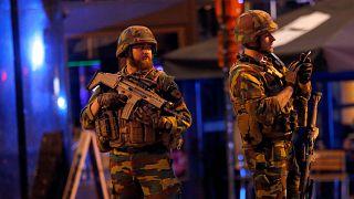 Megakadályoztak egy támadást Brüsszelben