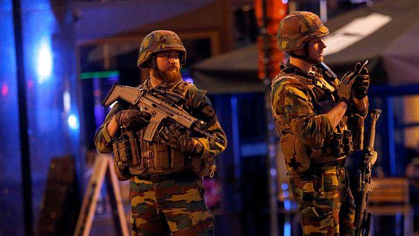 Atentado frustrado en la estación central de Bruselas