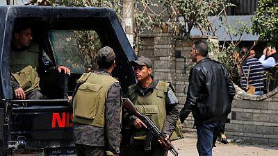 Egypte : trois islamistes tués dans une fusillade avec la police