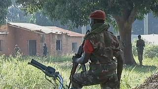 Orta Afrika Cumhuriyeti'nde korkutan çatışma