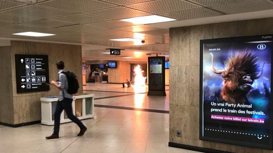 El Ejército mata a un terrorista tras un atentado fallido en Bruselas