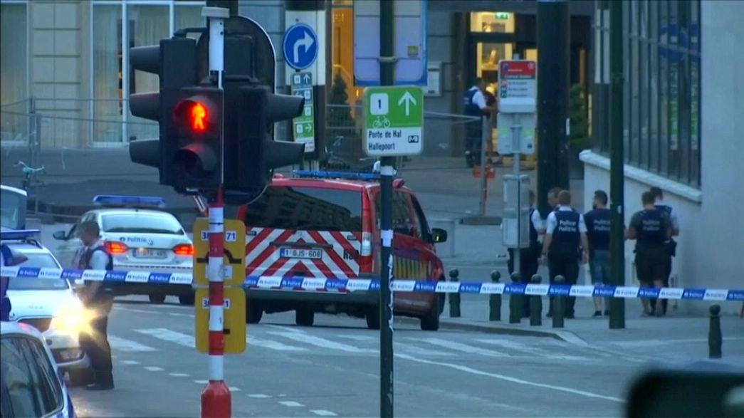 Bruxelles, fallito attentato alla stazione centrale