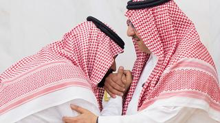 محمد بن سلمان وليا وحيدا للعهد وإزاحة محمد بن نايف عن جميع مناصبه