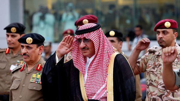 نبذة عن حياة ولي العهد السعودي المعزول محمد بن نايف